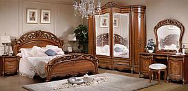 Спальня Аллегро 1Д1 СлонимМебель Орех