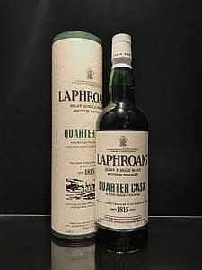 Виски Laphroaig Quarter Cask Лафройг Квартер Каск 0.7л