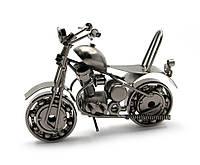 Мотоцикл з металу, сувенір, подарунок байкеру