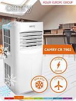 Кліматизатор 3 в 1. Мобільний кондиціонер CAMRY CR 7902