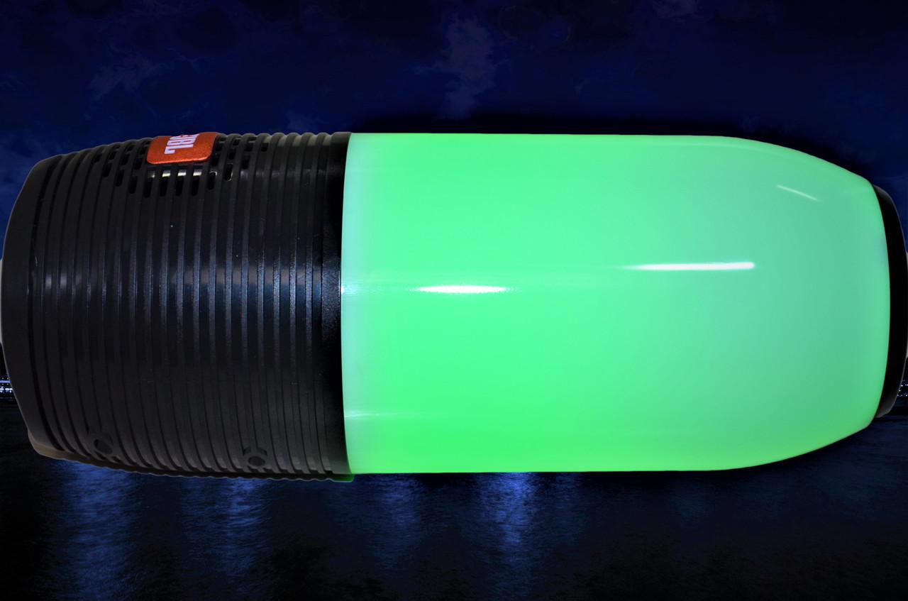Колонка JBL Q690 Pulse блютуз (с цветной подсветкой)