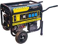 Генератор бензиновый 5 кВт однофазный Firman FPG 7800E2