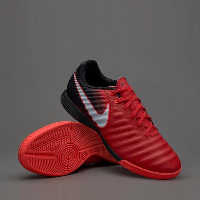 eb8a369eb7aadf Детская футбольная обувь (футзалки) Nike Tiempo Ligera VI IC Junior ...