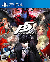 Persona 5 (Тижневий прокат запису)
