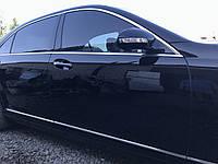 Дверь передняя правая черная Mercedes s-class w221 , фото 1