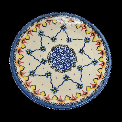 Керамическая тарелка десертная, закусочная Ø17 Зеллидж, фото 2