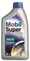 Минеральное моторное масло Mobil S1000 15W-40 1 л.