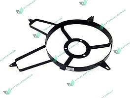 Кожух вентилятора (кронштейн,рамка электровентилятора) Газель (пр-во Украина)