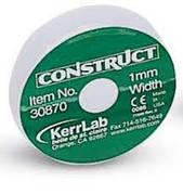 Шинуюча стрічка Construct 1мм/90см, Kerr