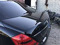 Крышка багажника черная Mercedes s-class w221 , фото 1