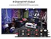 Усилитель звука Lepy LP-269S HI-FI 2.1; 2x45Вт; Bluetooth 4.0