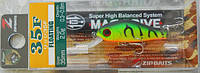 Воблер ZIPBAITS Rigge 35F цвет 070
