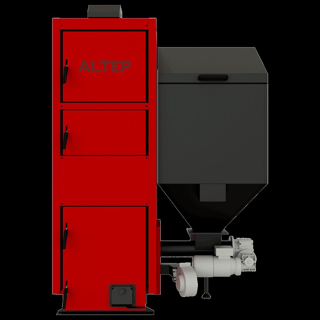Твердотопливные котлы Альтеп DUO Pellet N 75 кВт (Украина)