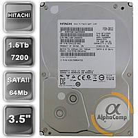 """Жесткий диск 3.5"""" 1,5Tb Hitachi HDS723015BLA642 (64MB/7200/SATAII)"""