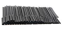 Термоусадочная трубка 2:1 комплект из 127 штук, фото 1