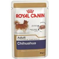 Royal Canin Chihuahua adult (от 8 мес ) Полнорационный влажный  корм для собак породы Чихуахуа 85