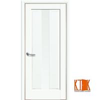 Межкомнатные двери Новый Стиль Премьера ПГ белый