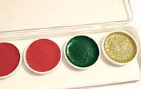 Краски Гамма 7цв акварель флюорисцентная