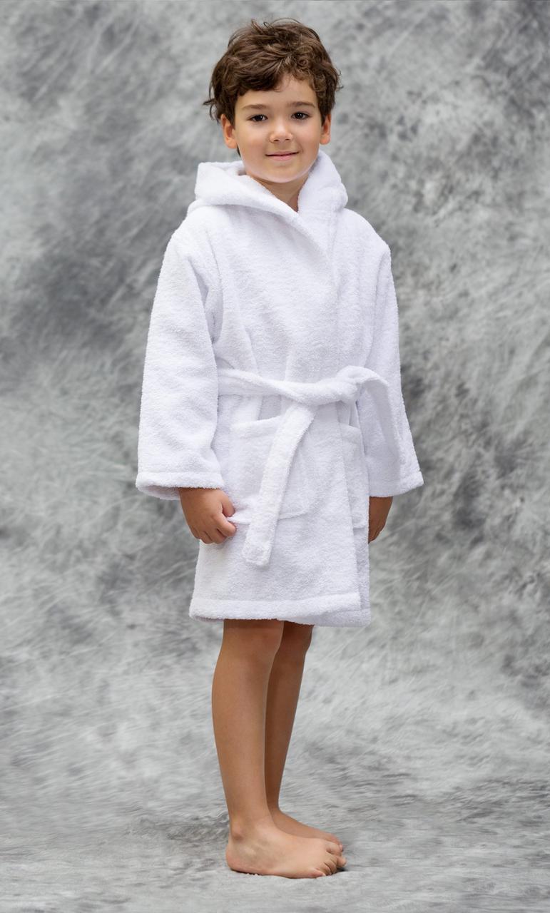 80440605f41f Детский махровый халат с капюшоном Lotus Hotel 3-4 года: продажа ...