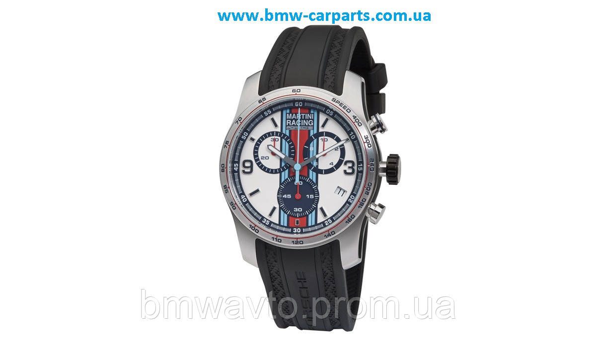 Наручные часы хронограф Porsche Martini Racing,Sport Chrono
