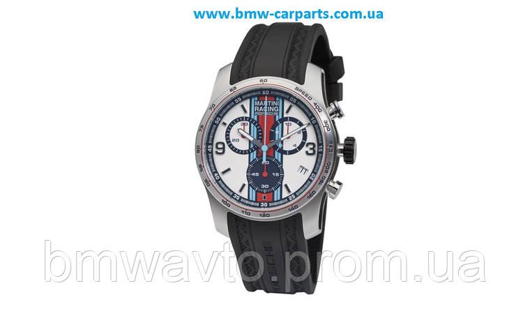 Наручные часы хронограф Porsche Martini Racing,Sport Chrono, фото 2