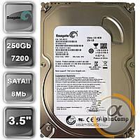 """Жорсткий диск 3.5"""" 250Gb Seagate ST3250312CS (8Mb/7200/SATAII) REF"""