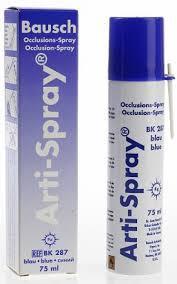 Індикатор оклюзії Bausch Arti-Spray ВК287  аерозоль  (75мл)