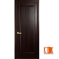 Межкомнатные двери Новый Стиль Премьера ПГ венге