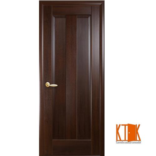 Межкомнатные двери Новый Стиль Премьера ПГ каштан