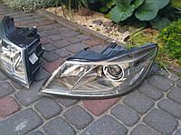 Фара ліва Шкода Октавія А5 1Z1 941 015F лінза., фото 1