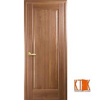 Межкомнатные двери Новый Стиль Премьера ПГ золотая ольха