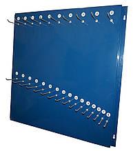 Панель для ключей рожково-накидных 650 х 700 х 25