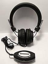 Навушники Bluetooth AT-SD36 + MP3 + Радіо чорні, фото 3