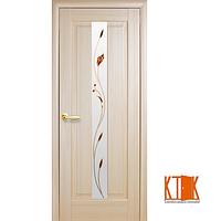 Межкомнатные двери Новый Стиль Премьера Р2 ясень