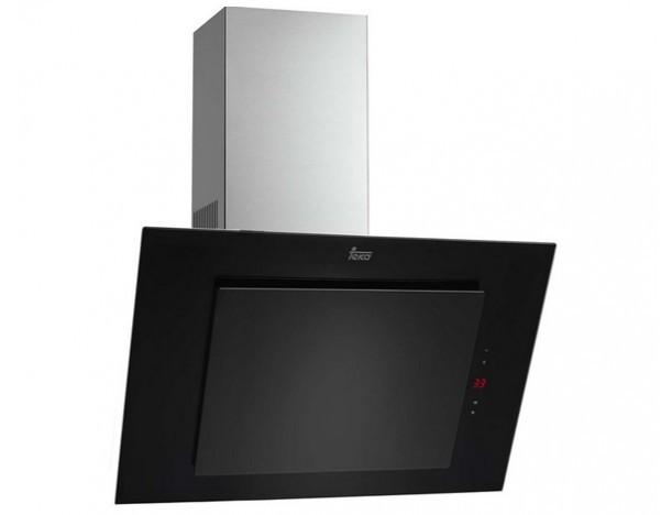 Кухонная вытяжка Teka DVT 980 B (WISH Maestro) , черное стекло, вертикальный дизайн