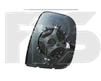 Вкладыш зеркала левого(без обогрева) на Citroen Berlingo,Ситроен Берлинго 12-15
