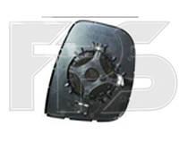 Вкладыш зеркала правого с обогревом на Citroen Berlingo,Ситроен Берлинго 12-15