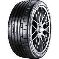 Летние шины Continental SportContact 6 295/40 ZR20 110Y XL  M01