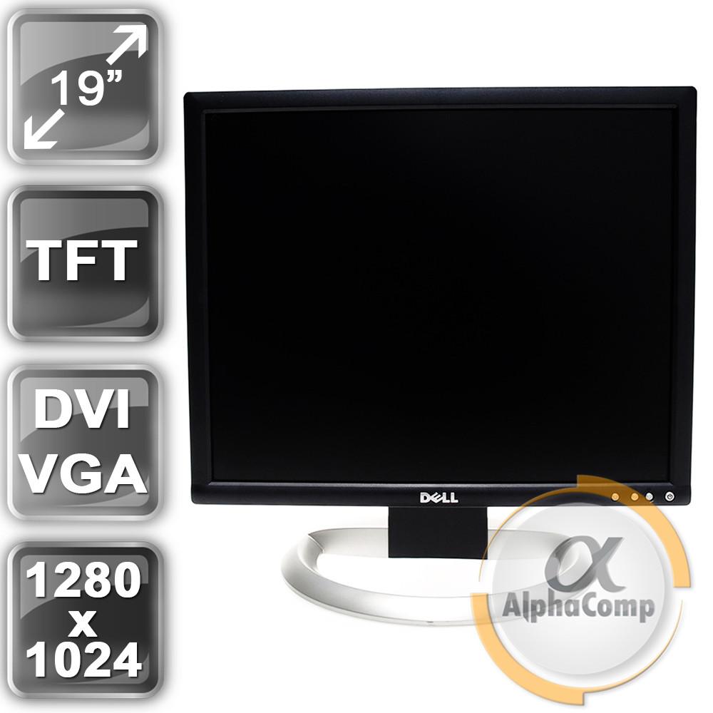 "Монитор 19"" DELL 1905FP (TN/5:4/VGA/DVI/USB) class A БУ"