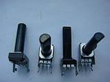 Потенциометр HDK B10K горизонтальный, фото 3