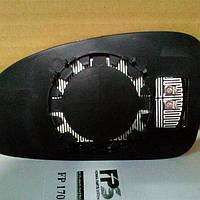 Вкладыш зеркала правого с обогревом на Chevrolet Aveo,Шевроле Авео -06