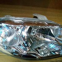 Фара правая(электро регулировка) на Chevrolet Aveo,Шевроле Авео 06- Т250 DEPO