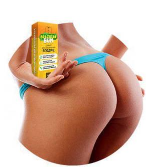 Brazilian Bum - Спрей для збільшення сідниць (Бразилиан Бум), фото 2