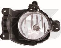 Фара противотуманная правая на Chevrolet Aveo,Шевролет Авео 12- (Т300)GENERAL MOTORS