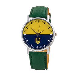 Часы унисекс UK-001green