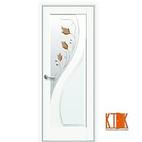 Межкомнатные двери Новый Стиль Прима  Р1 белый