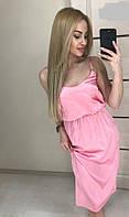 Платье женское на бретелях  дав069, фото 1