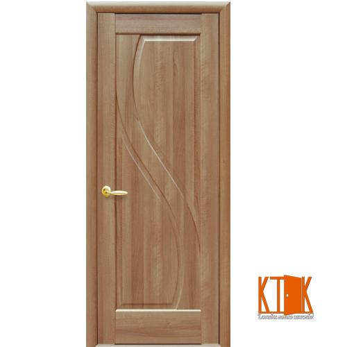 Межкомнатные двери Новый Стиль Прима ПГ зол ольха