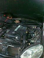 Ремонт двигателей Mercedes