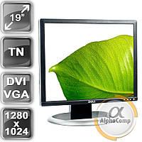 "Монитор 19"" DELL 1905FP (TN/5:4/VGA/DVI/USB) class B БУ"